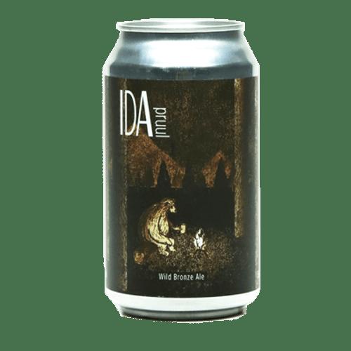 Ida Pruul Wild Bronze Wild Ale 355ml Can