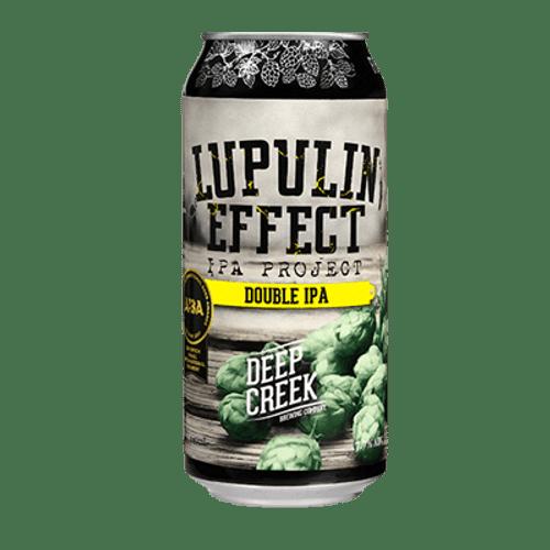 Deep Creek Lupulin Effect DIPA 10 Year 440ml Can