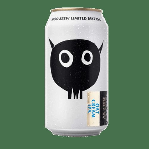 Moo Brew Oat Cream IPA 375ml Can