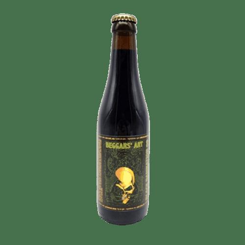 Struise Black Damnation Beggar's Art Imperial Stout 330ml Bottle