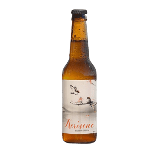 La Calavera Kerosene Farmhouse Ale 330ml Bottle