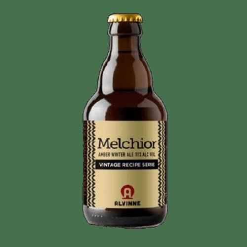 Alvinne Melchior Winter Ale 330ml Bottle