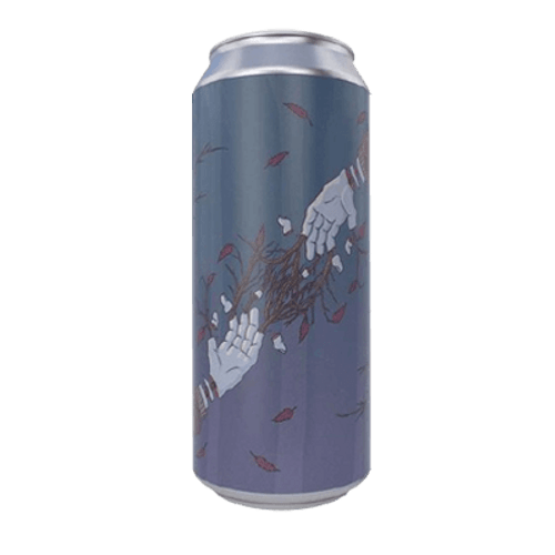 Pirate Life Blackberry & Blackcurrant Imperial stout 500ml Can