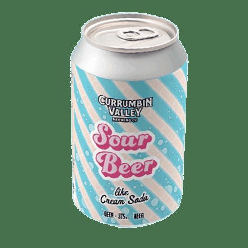 Currumbin Valley Like Cream Soda Sour 375ml Can