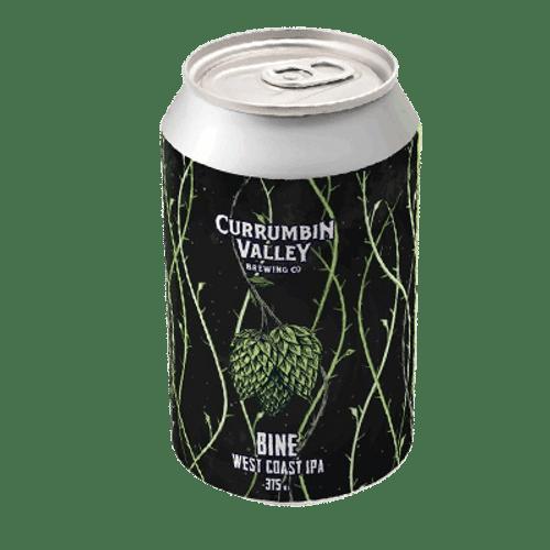 Currumbin Valley Bine West Coast IPA 375ml Can
