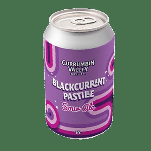 Currumbin Blackcurrant Pastille Sour Ale 375ml Can