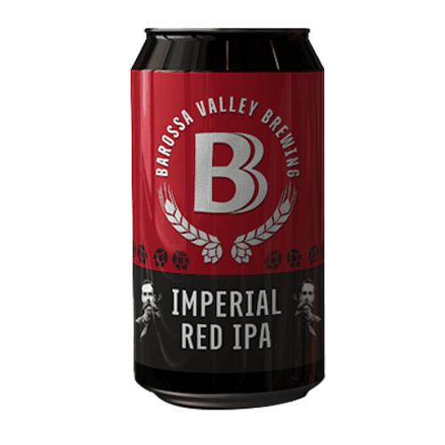 Barossa Valley Imperial Red IPA 375ml Can