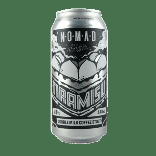 Nomad Tiramisu Double Milk Coffee Stout 440ml Can