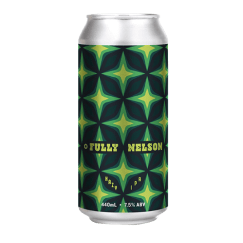 Hawkers Fully Nelson Hazy IPA 440ml Can