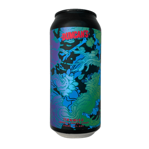Duncan's Tiramisu Imperial Pastry Stout 440ml Can