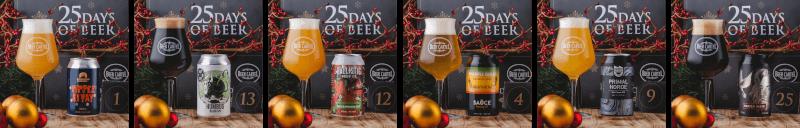 Highlights of Beer Cartel's 2020 Beer Advent Calendar.