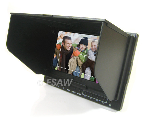 7 inch TFT LCD Monitor - HDMI Connector [ESAW70HD]