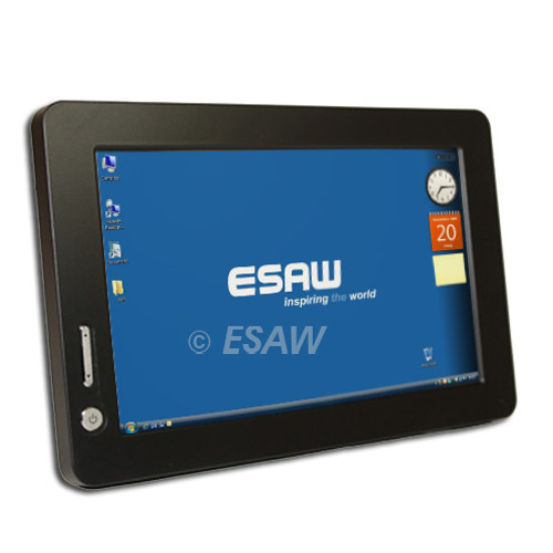 7 inch TFT LCD Touch Screen Monitor - USB Connector [ESAW70USB]