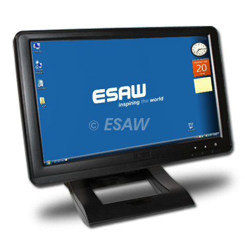 10.1 inch TFT LCD Touch Screen Monitor - USB Connector [ESAW101USB]