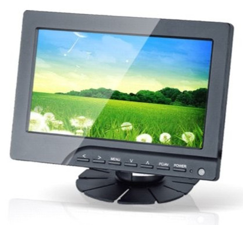 "7"" LCD TFT HD Touch Screen Monitor - 70HDMIT"