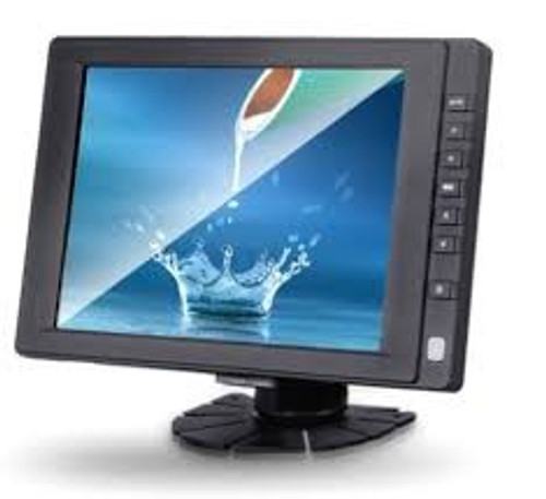 "8"" LCD TFT HD Touch Screen Monitor - HDMI/VGA/AV Connectors [80HDMIT]"