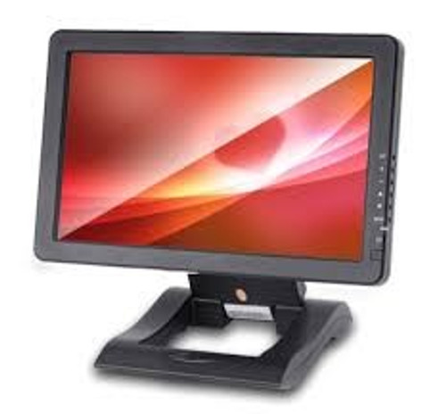 "10.1"" LCD TFT HD Monitor - HDMI/VGA/AV Connectors"
