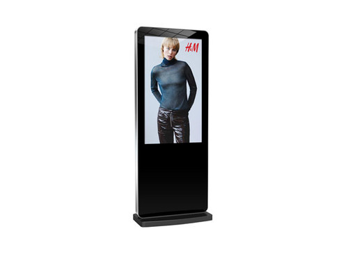 """50"""" Freestanding Android Digital Poster"""