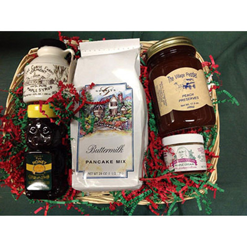 Vermont Country Breakfast Basket