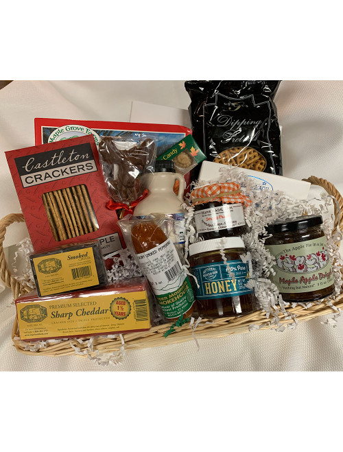 Green Mountain Extravaganza Gift Basket (09GB-VE)