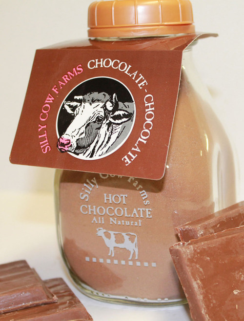 Silly Cow Farm Hot Chocolate - Chocolate Chocolate