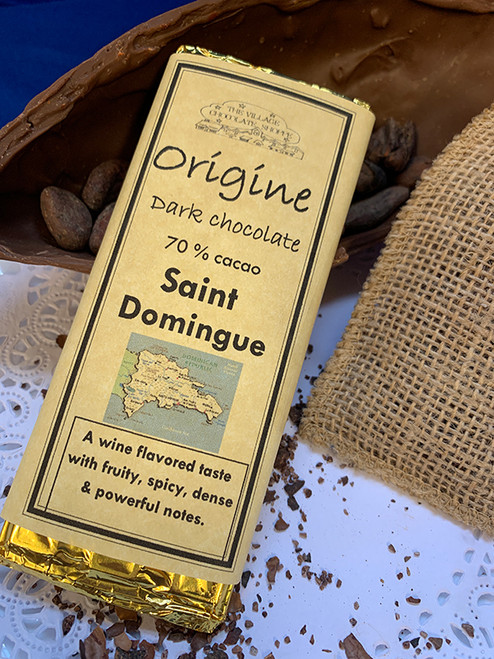 Saint Domingue - 70% Cacao Dark Chocolate