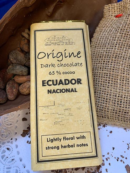 Ecuador Nacional - 65% Cocoa Dark Chocolate