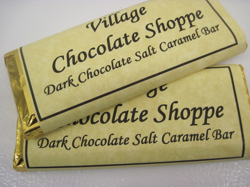 Salt Caramel Bar - Dark Chocolate