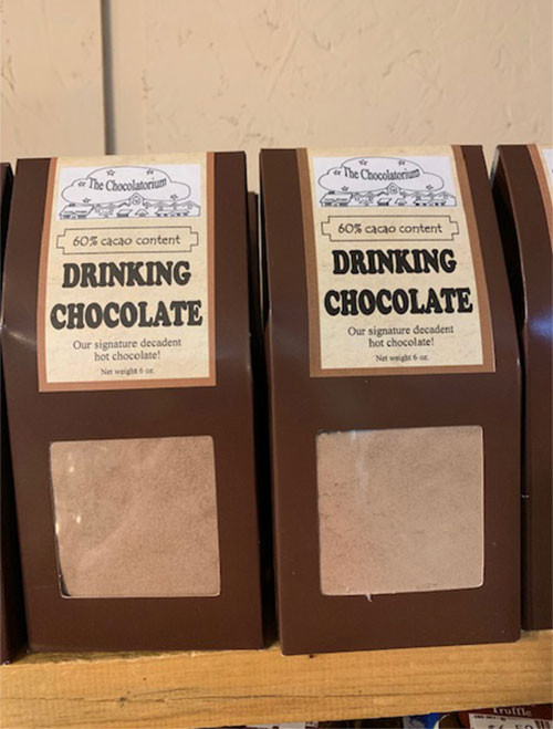 Decadent Drinking Chocolate