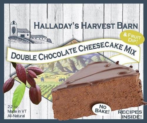 Double Chocolate No-Bake Cheesecake Mix