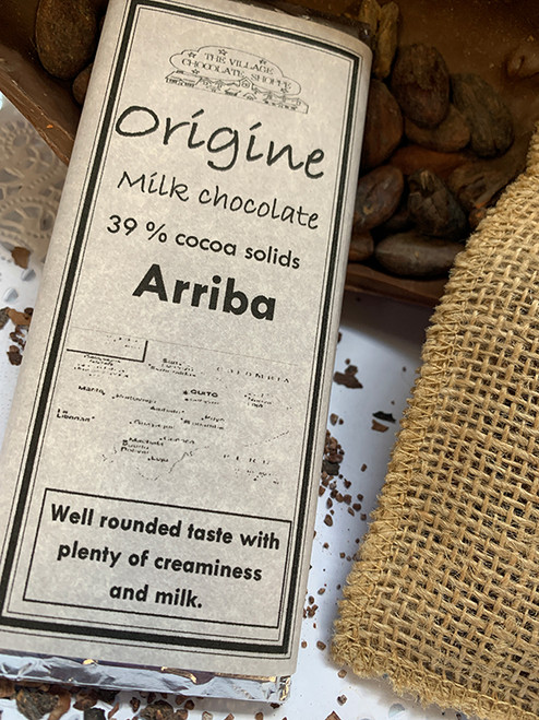 Arriba - 39% Cacao Milk Chocolate