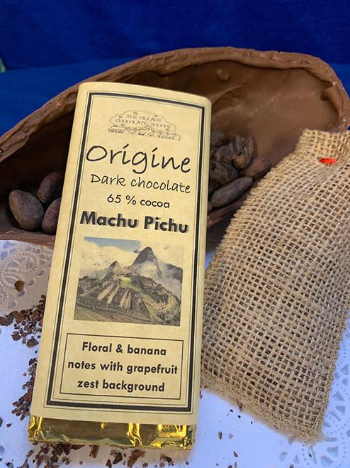 Machu Pichu - 65% Cacao Dark Chocolate