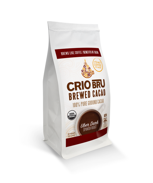 Brewed Cacao: Uber Dark - Spanish Roast