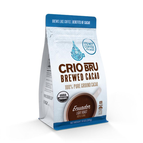 Brewed Cacao: Ecuador - Light Roast