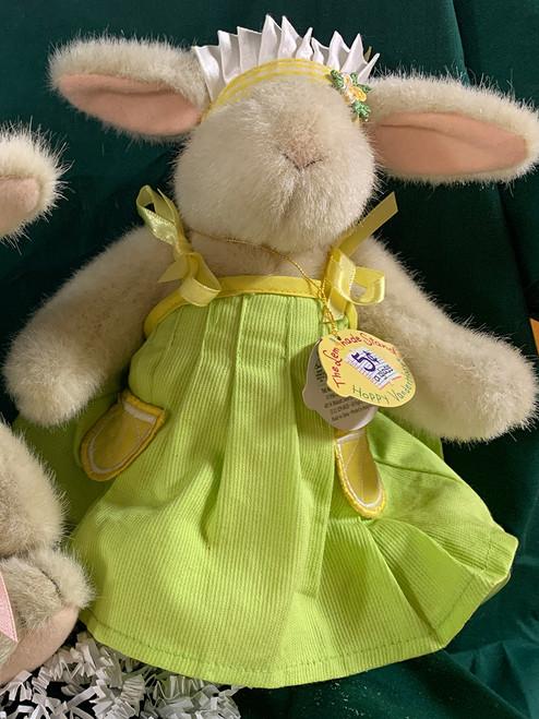 Hoppy VanderHare The Lemonade Stand Plush Bunny