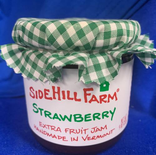 Strawberry Homemade Extra Fruit Jam