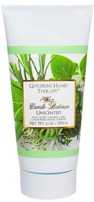 Camille Beckman Glycerine Hand Therapy 6oz Unscented