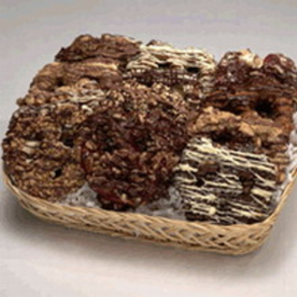 Gourmet Pretzels Gift Basket