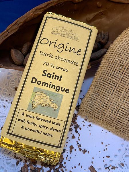 Saint Domingue - 70% Cacao Dark Chocolate