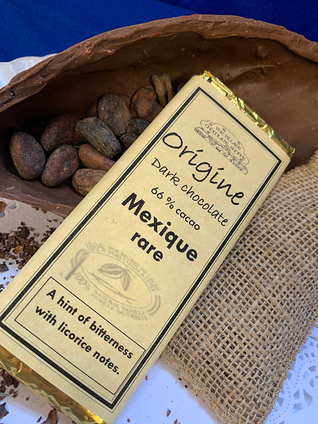 Mexique Rare - 66% Cacao Dark Chocolate