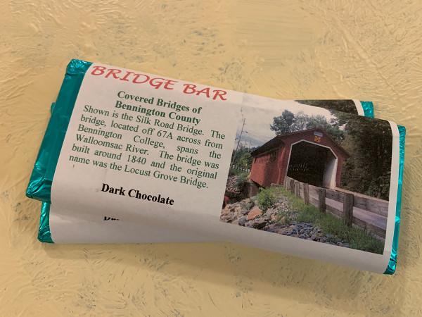 Bridge Bars - Silk Road Bridge