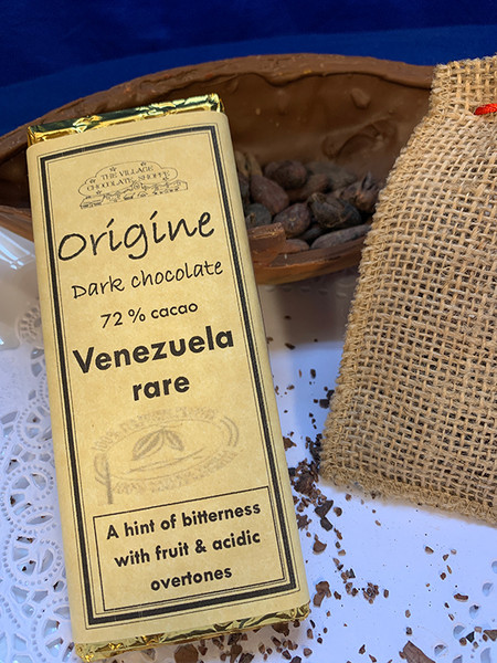Venezuela Rare - 72% Cacao Dark Chocolate