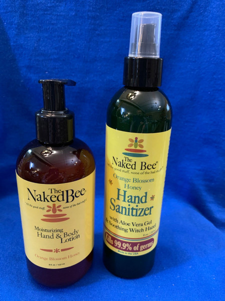 Naked Bee Orange Blossom Honey 'Take Care of Your Hands' Pack