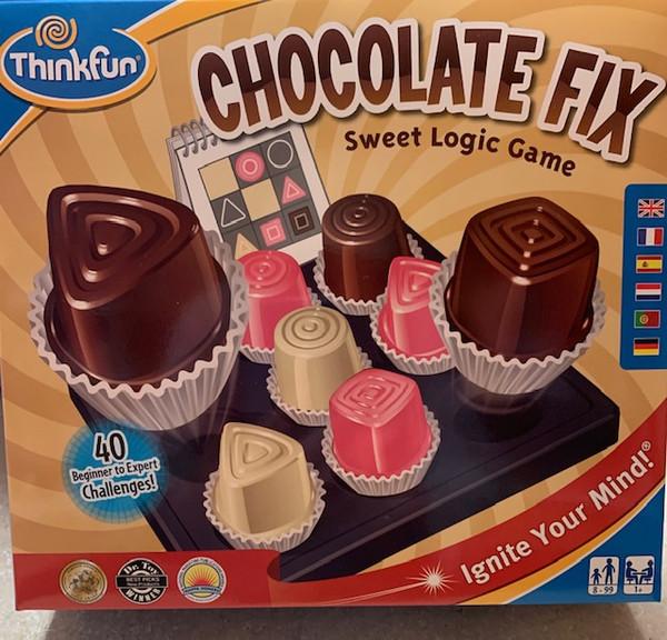ThinkFun Chocolate Fix - Sweet Logic Game
