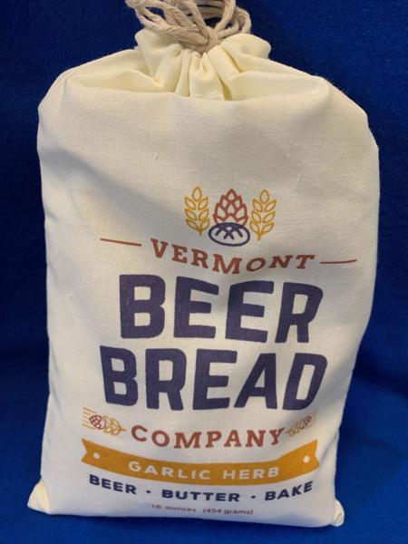 Vermont Beer Bread Garlic Herb Mix