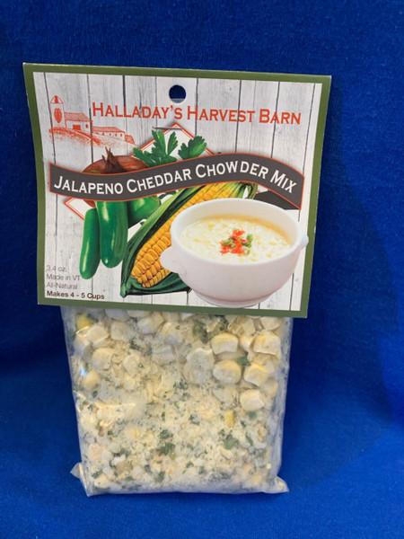 Jalapeno Cheddar Chowder Mix