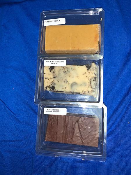 Fudge - Various Flavors - Big E Special Three Pack