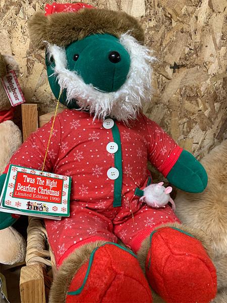 'Twas The Night Bearfore Christmas Limited Edition Teddy Bear