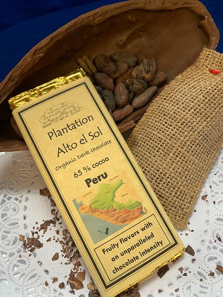 Peru - 65% Cocoa Dark Chocolate
