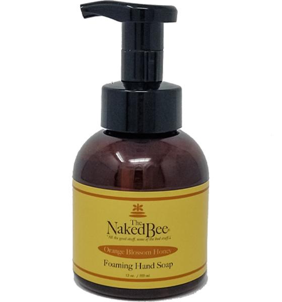 Naked Bee 12 oz. Orange Blossom Honey Foaming Soap